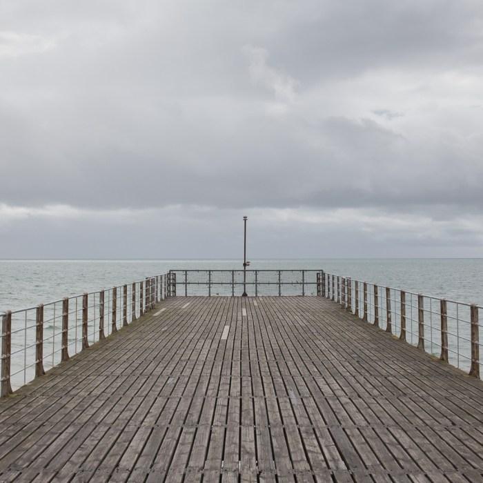 Bognor Regis Pier II, Sussex.