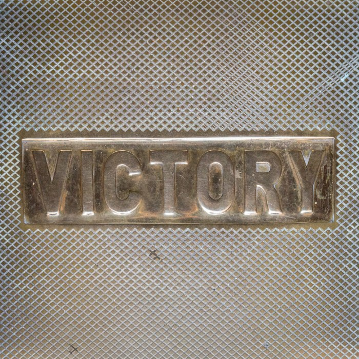 HMS Victory, Entry floor plate. A 104-gun first-rate ship of the line of the Royal Navy, launched in 1765. She is best known as Lord Nelson's flagship at the Battle of Trafalgar in 1805. Portsmouth Naval Base, Hampshire.
