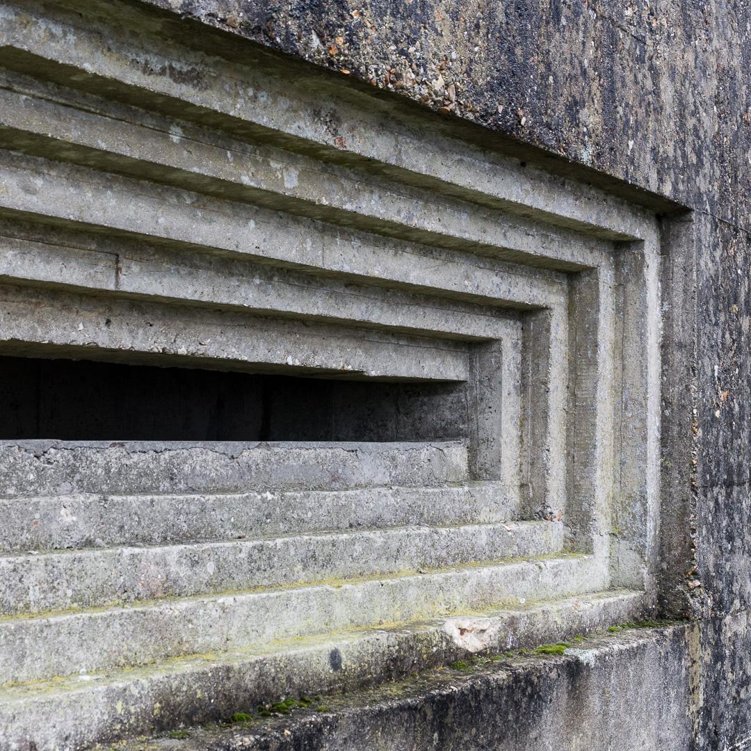 Fort Henry WW2 Observation Bunker, Studland, Dorset.
