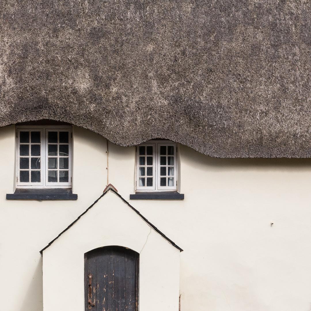 Thatched Cottage, Inner Hope, Devon.
