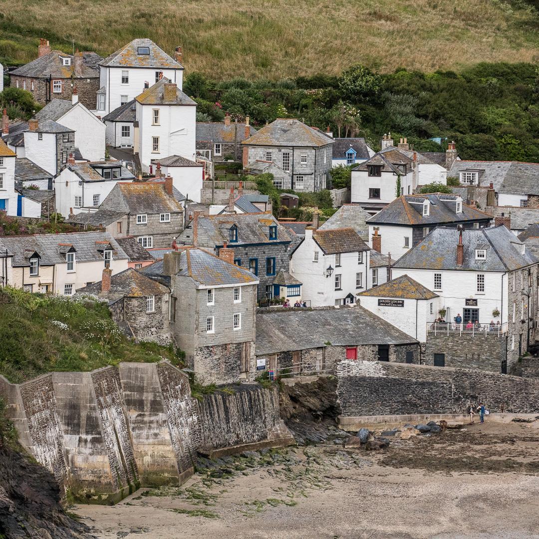 Port Isaac I, Cornwall.