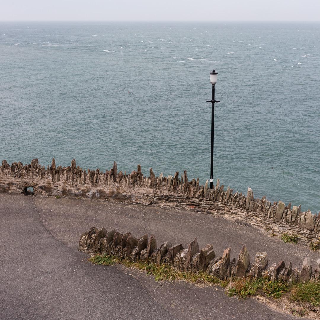 Capstone Point, Ilfracombe, Devon.