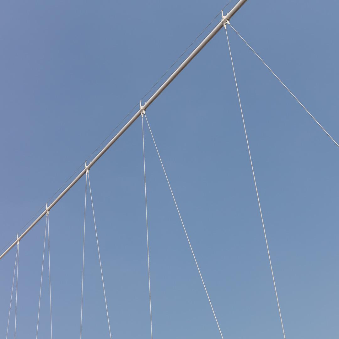 Severn Bridge hangers, Avon.
