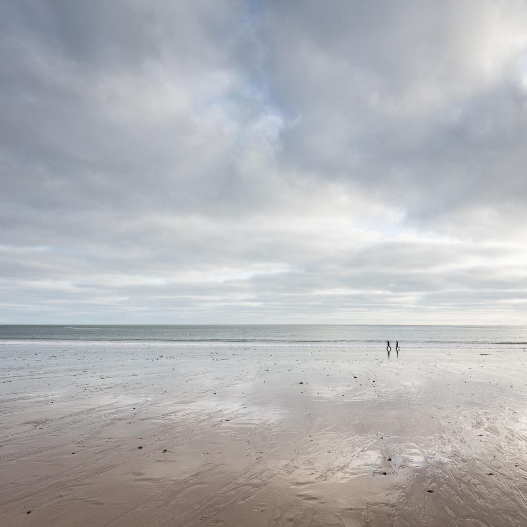 Freshwater East Beach, Dyfed.