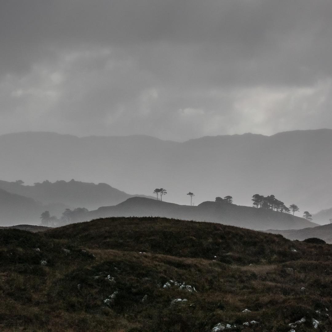 From North Morar above Mallaig, Scotland.