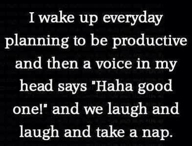 Productive Hah