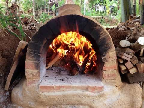 Cob Pizza Oven