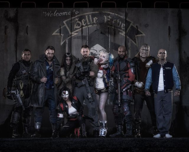 Suicide Squad Members Courtesy of Warner Bros.