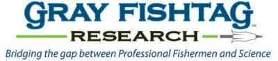 Gray Fishtag logo