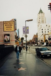 Me on the Walk of Fame