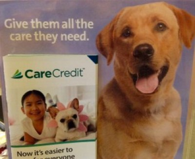 carecredit for pets