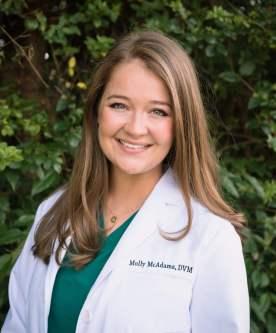 Dr. Molly McAdams