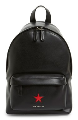Givenchy 'Mini Star' Leather Backpack