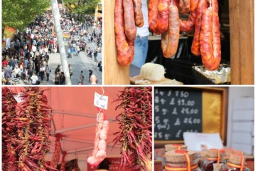 Streets of Spain London food festival 2014