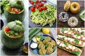 30 Ultimate Zucchini Recipes - Make the most of this summer veggie before the season is over! Loads of breakfast/lunch/dinner/dessert ideas with vegan, vegetarian, gluten-free and dairy-free options - thepetitecook.com