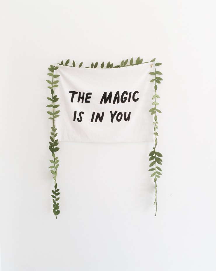 magic is in you quote