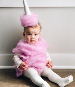 Halloween Family Costume Cotton candy