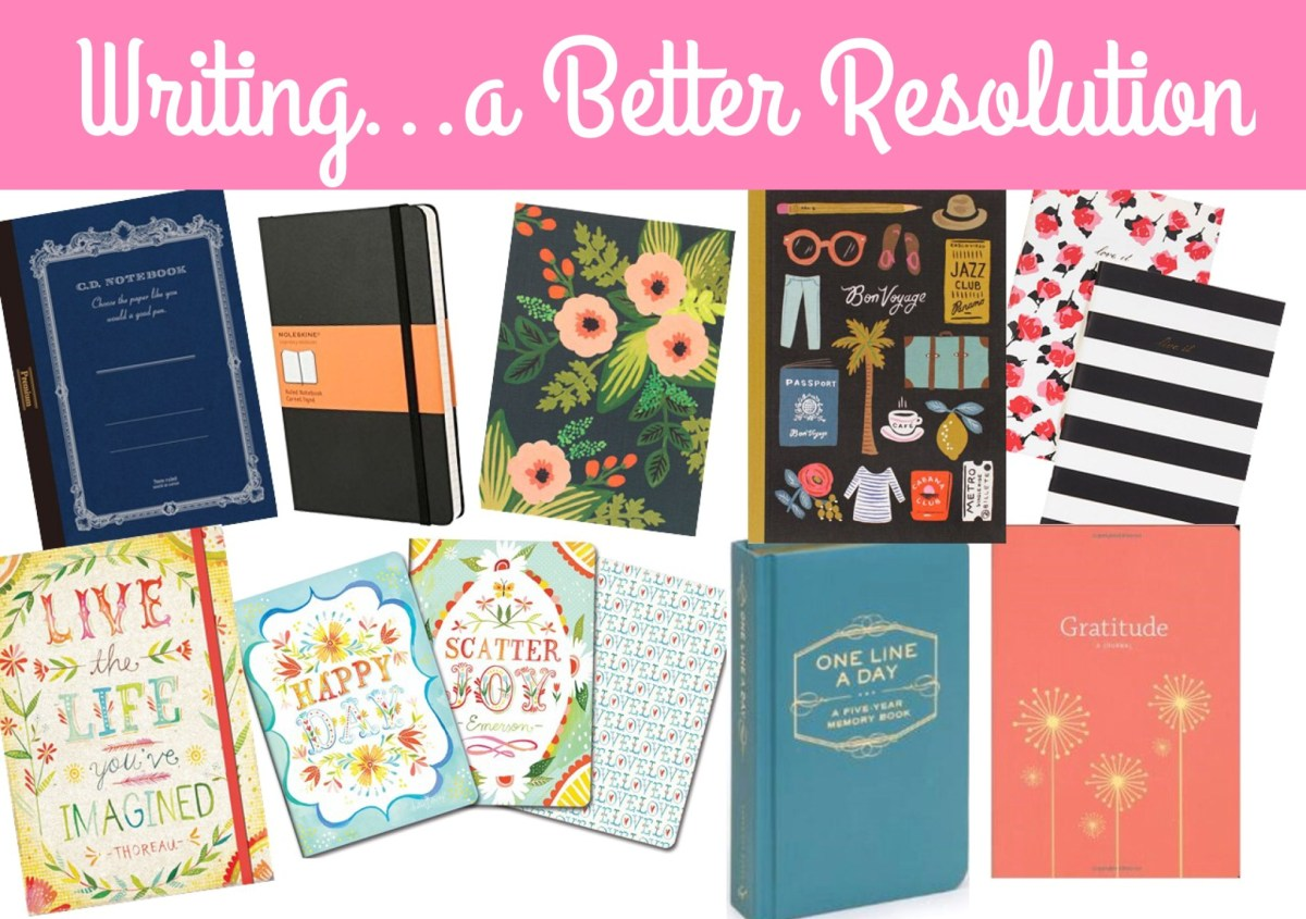 Writing…a Better Resolution | The Petite Stag