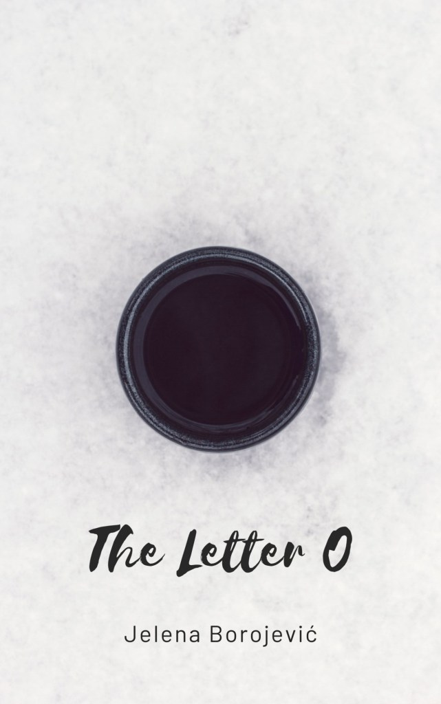 the letter o cover