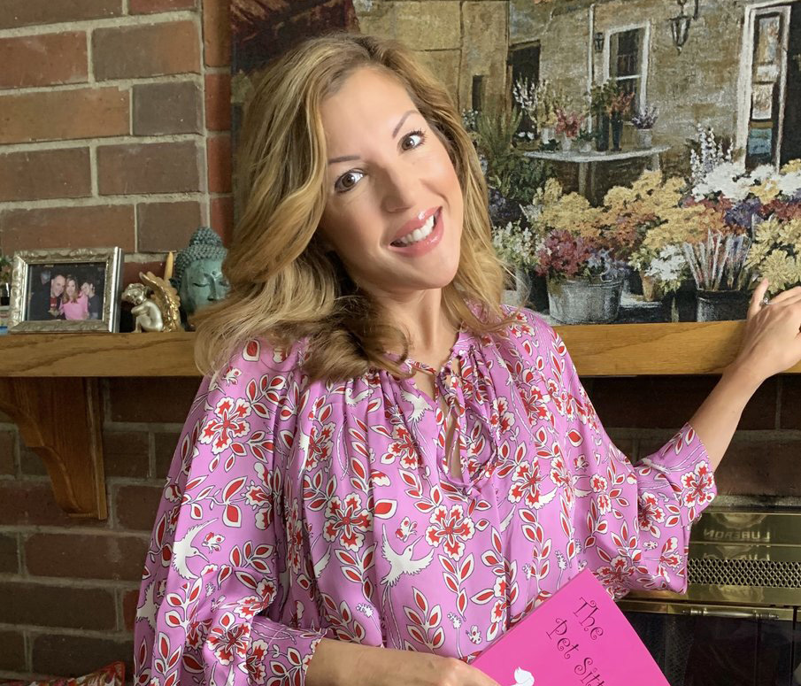 Author Laura Vorreyer-Jordan