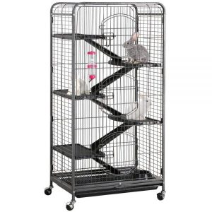 Yaheetech 52-Inch Indoor Small Animal Cage