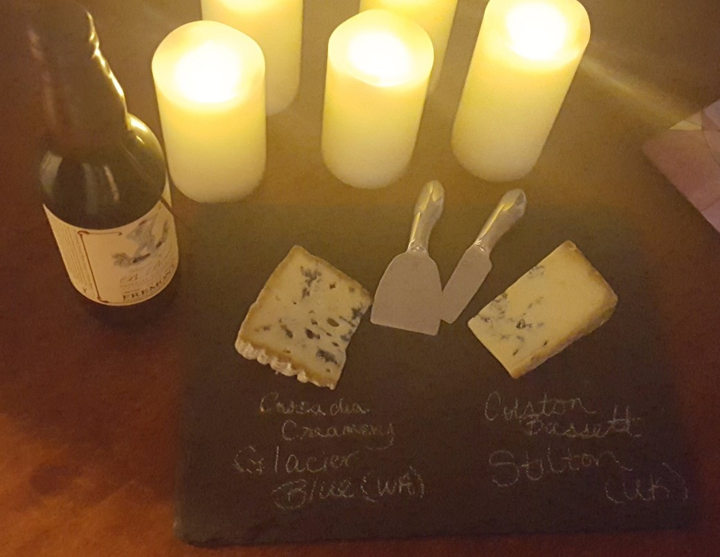 Christmas Cheese Puns.Have A Blue Blue Blue Blue Christmas Pairing The Phcheese