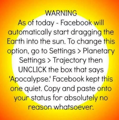FacebookSun
