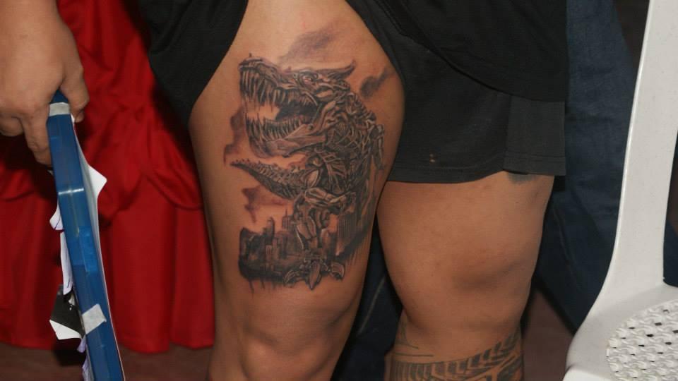 Philippine Ink