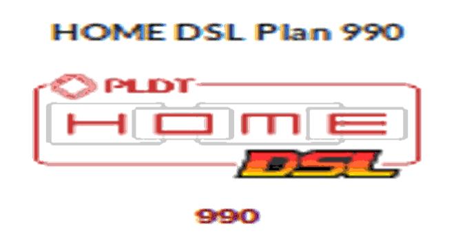 pldt dsl plan 990