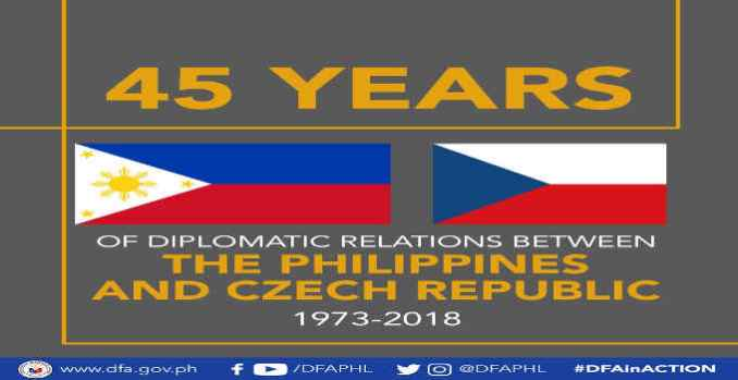 philippines and czech republic