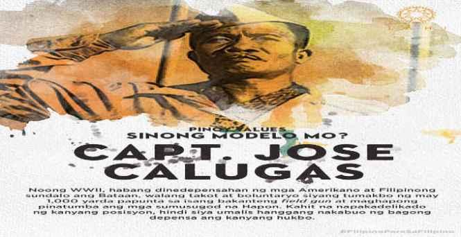 captain jose calugas