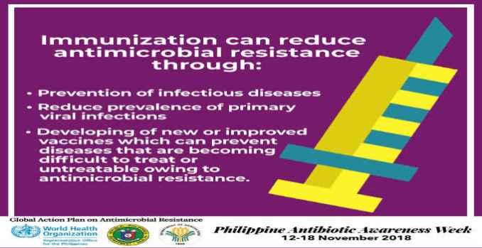 philippine antibiotic awareness week