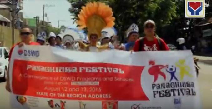 panaghiusa festival