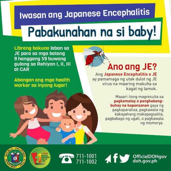 japanese encephalitis in the philippines