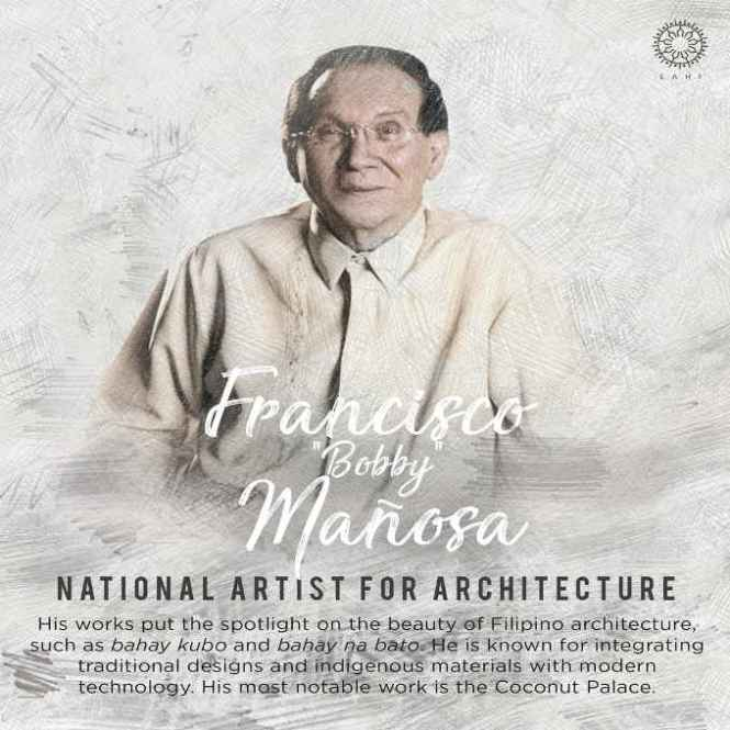 national artist for architecture