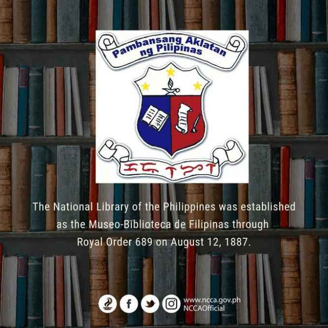 national library of the philippines august 12