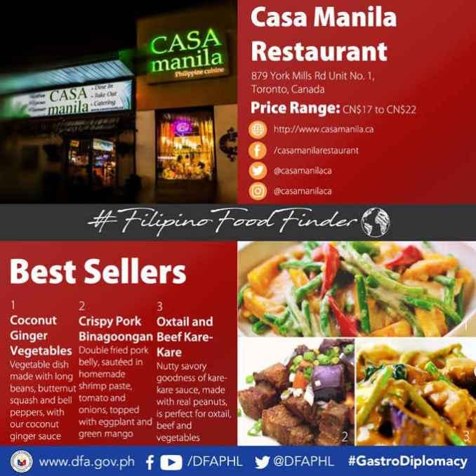 casa manila philippine cuisine