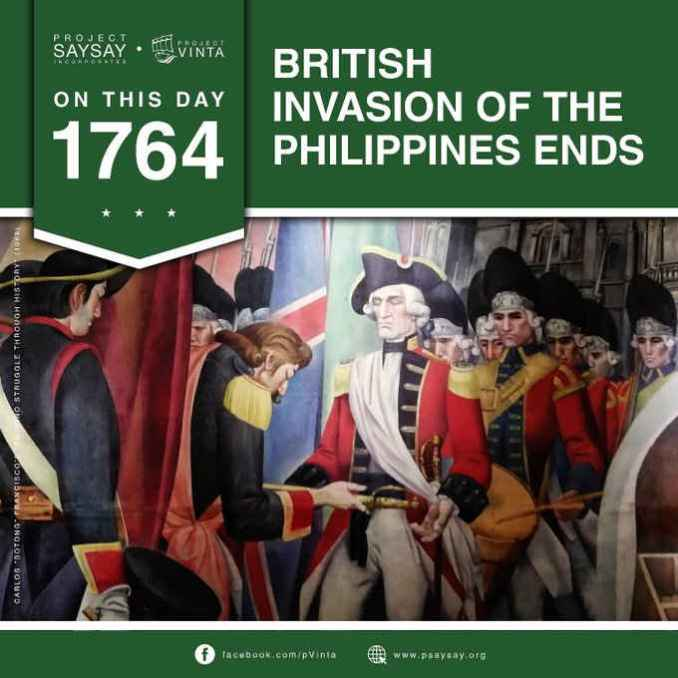 may 31 british occupation of manila ended