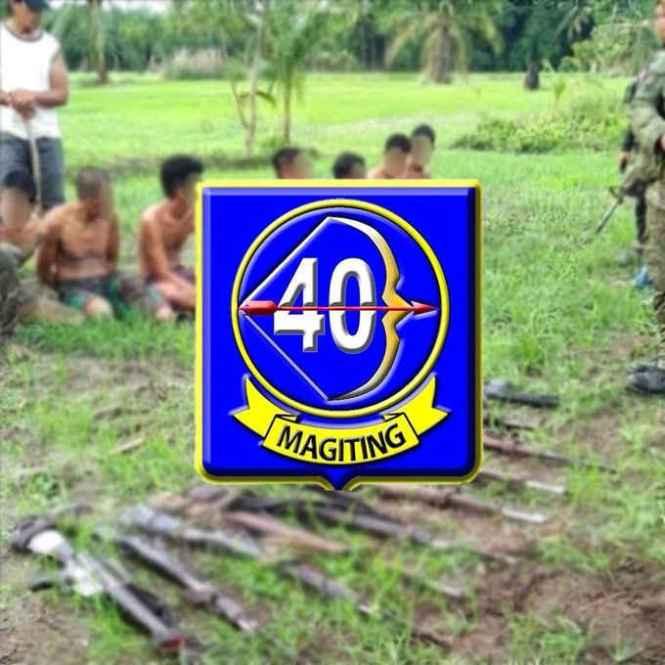 40th infantry
