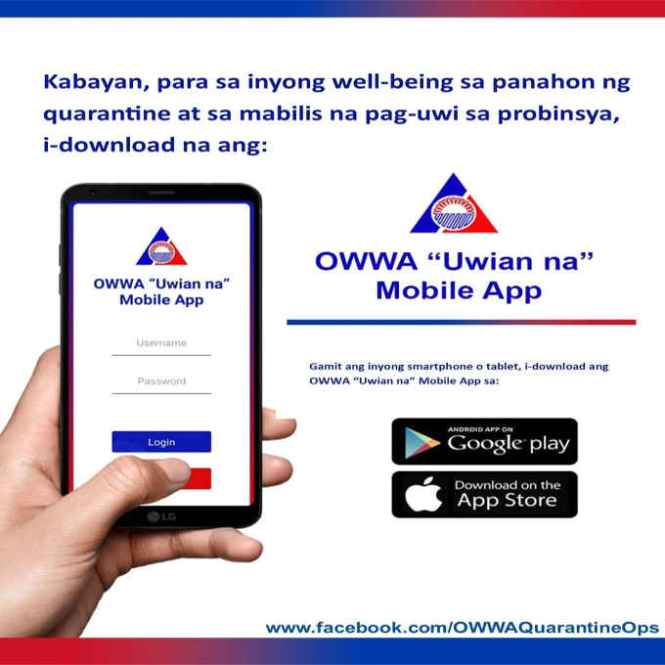 owwa mobile app