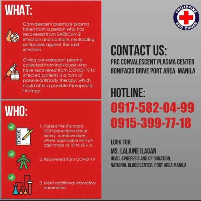 plasma donation philippines