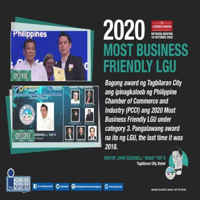 business friendly lgu
