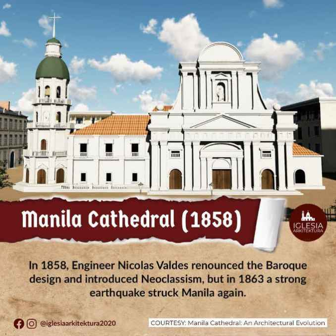 manila cathedral 1858