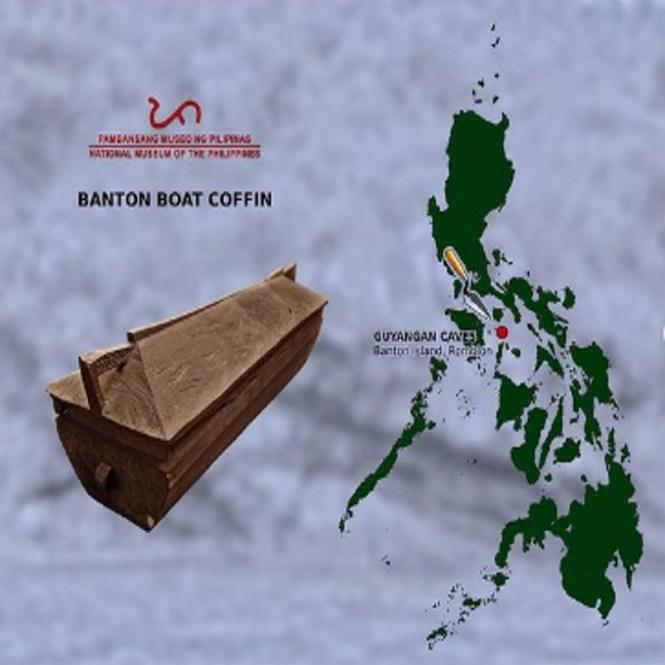 banton boat coffin