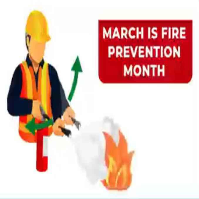 philippine fire prevention month