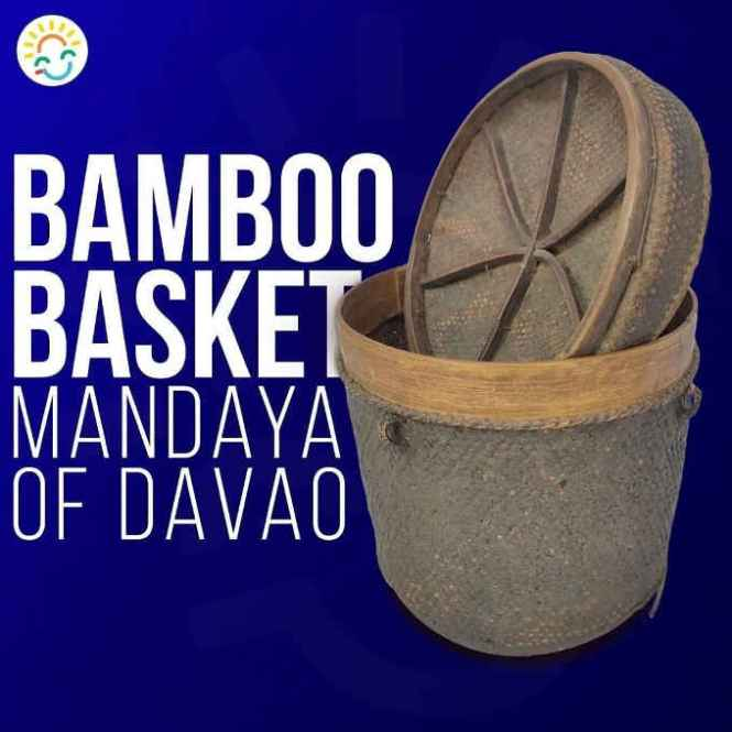 bamboo basket images