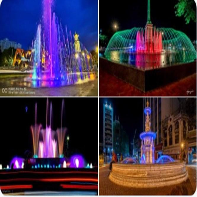 fountains of manila