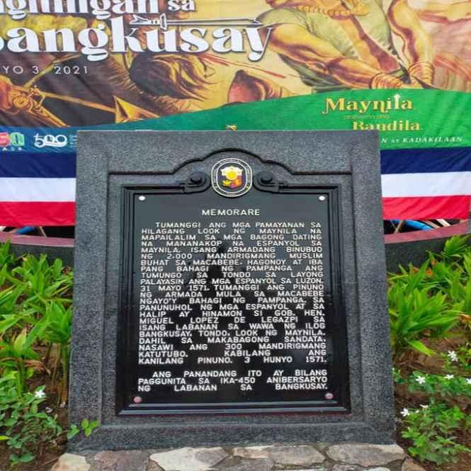 battle of bangkusay