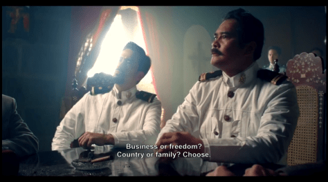 The film Heneral Luna