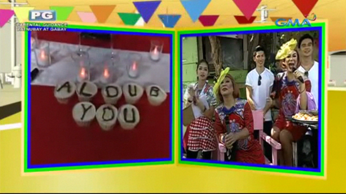 ALDUB Our Mission is Love